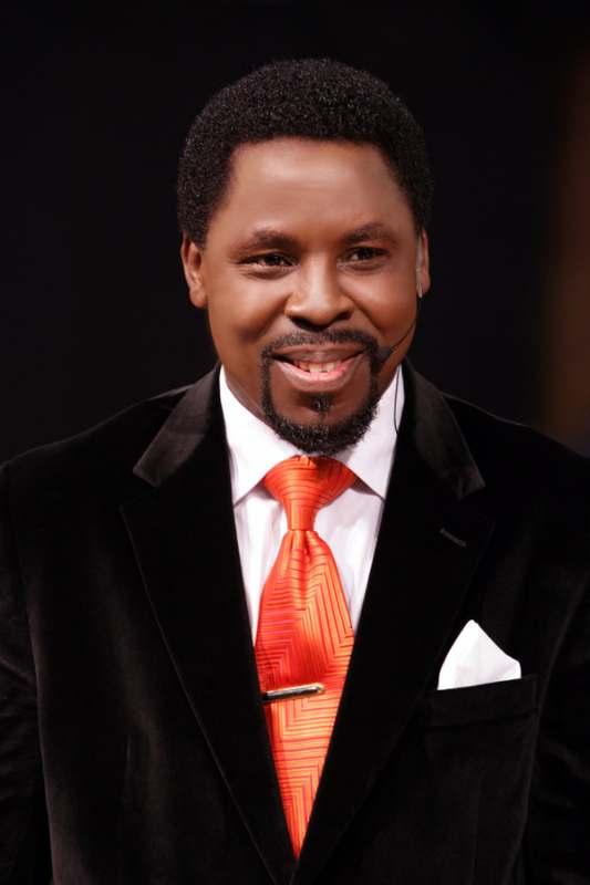 Prophet T.B. Joshua dies at age 57