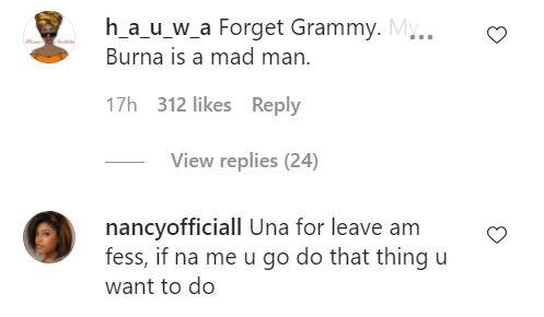 """""""Them go still beat am like thief someday"""" - Reactions as Burna Boy almost engaged in a fight (Video)"""