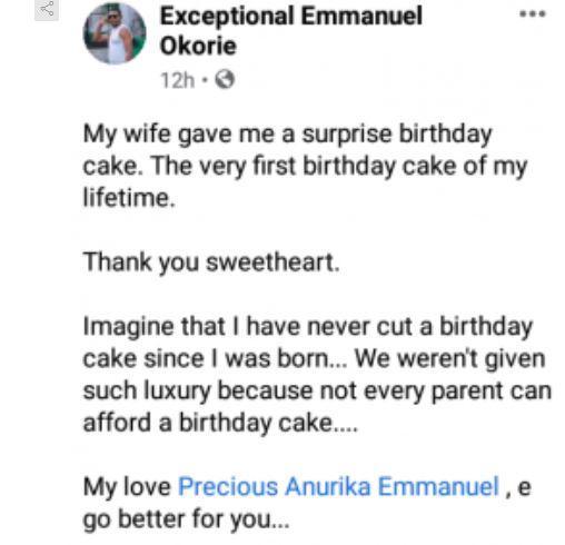 Emmanuel Okorie