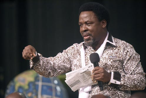 """""""I saw angels collect Prophet T.B. Joshua"""" - Prophesy of Apostle Paul M.E. resurfaces (Video)"""