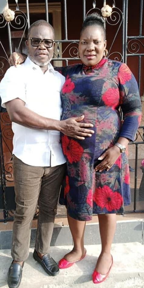 Couple welcome twins after 21 years of childless Marriage