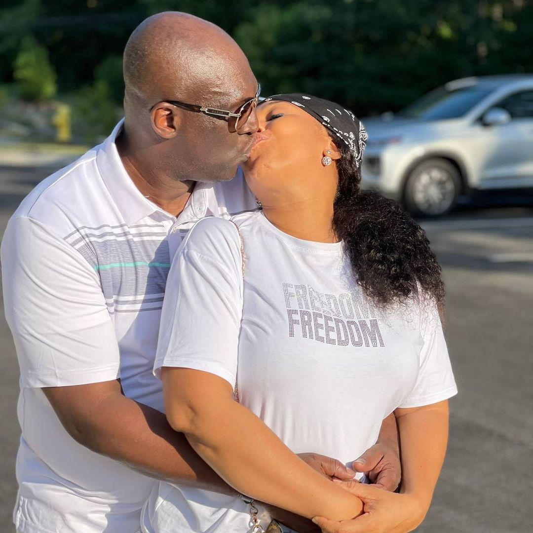 Sammie Okposo wedding anniversary