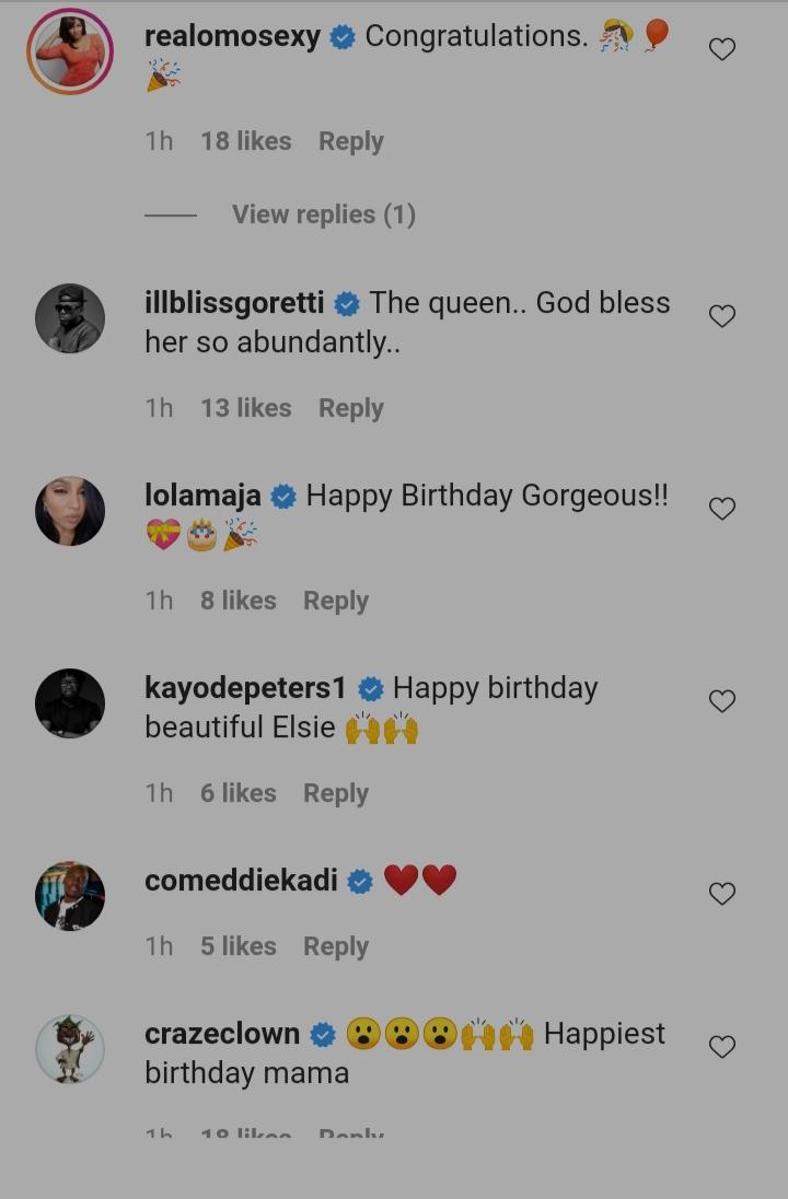 Banky W, Toke Makinwa, Omotola Ekehinde and others congratulate Basket Mouth and wife as they welcome new baby