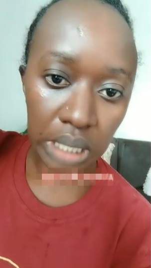"""""""I want a man so bad, I don't want to be a feminist anymore"""" - Lady cries out (Video)"""