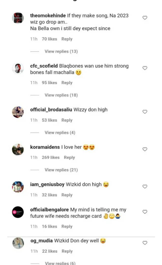 Wizkid Shaking Blaqbonez Staggering Fans