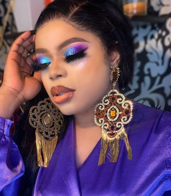 Bobrisky says as she prepares to flaunt her post-surgery body