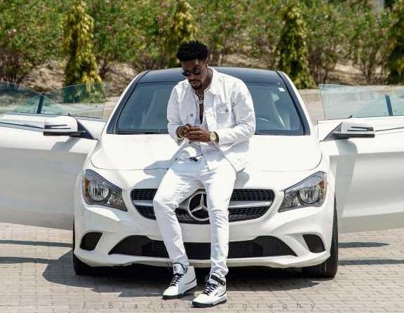 Reality star Neo Akpofure acquires a Mercedes Benz