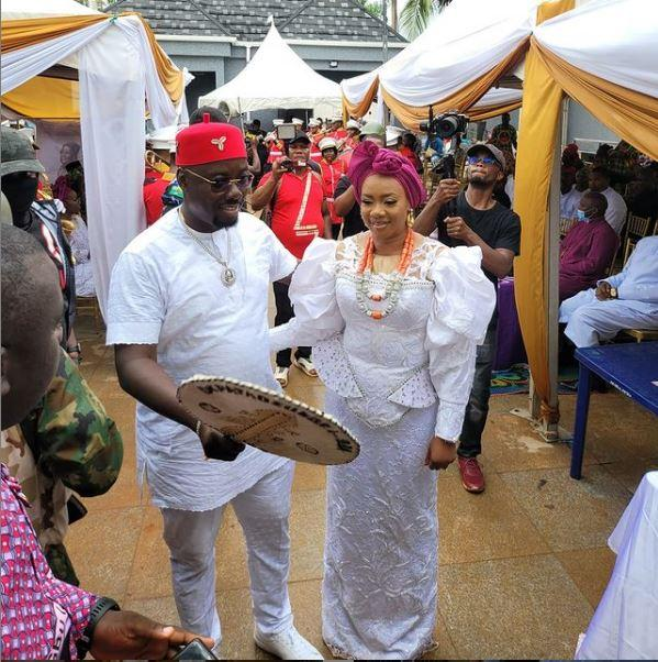 """""""Why we gave our mother a carnival-like burial"""" - Obi Cubana opens up (Video)"""