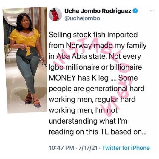 Uche Jombo Igbo men