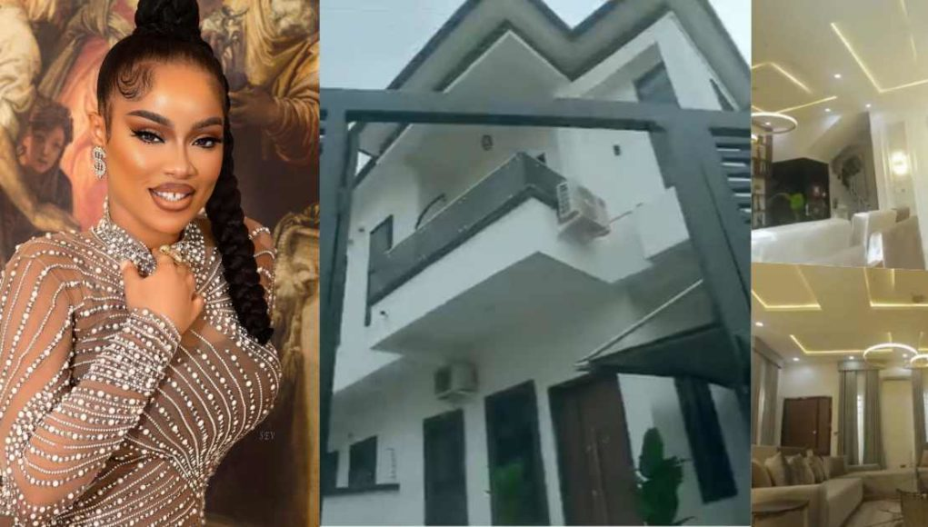 Actress, Onyii Alex acquires new house, shows off interior (Video)