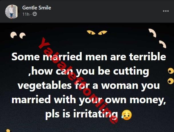 Vegetable Man Woman Kitchen