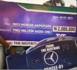 Venita Akpofure Neo Car Fans