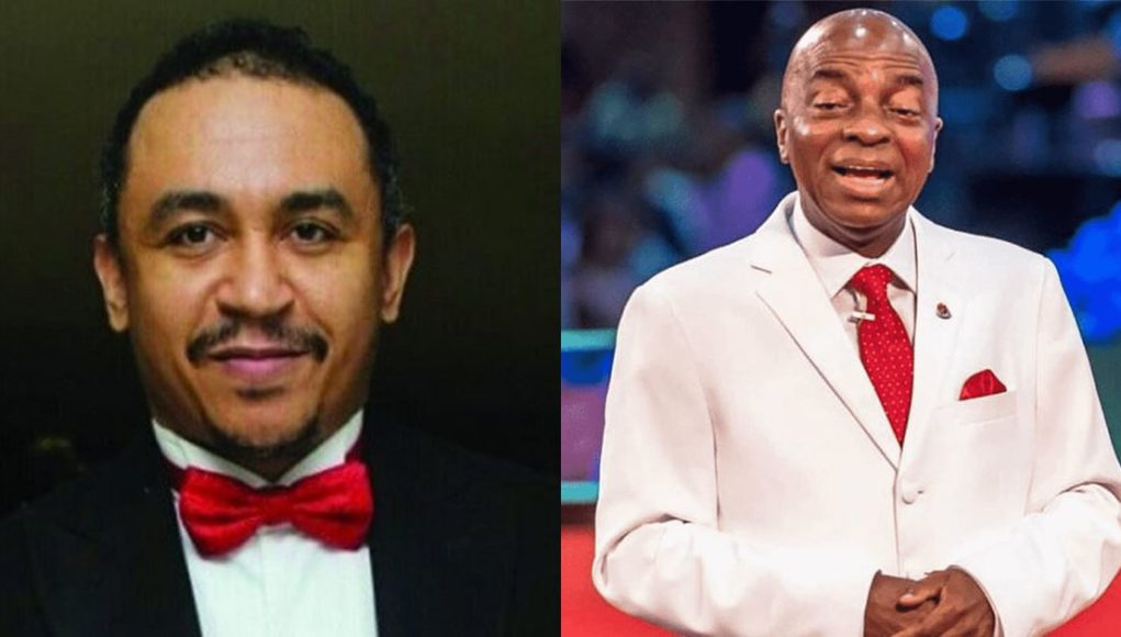 Daddy Freeze Bishop Oyedepo Sack Pastors Low Income