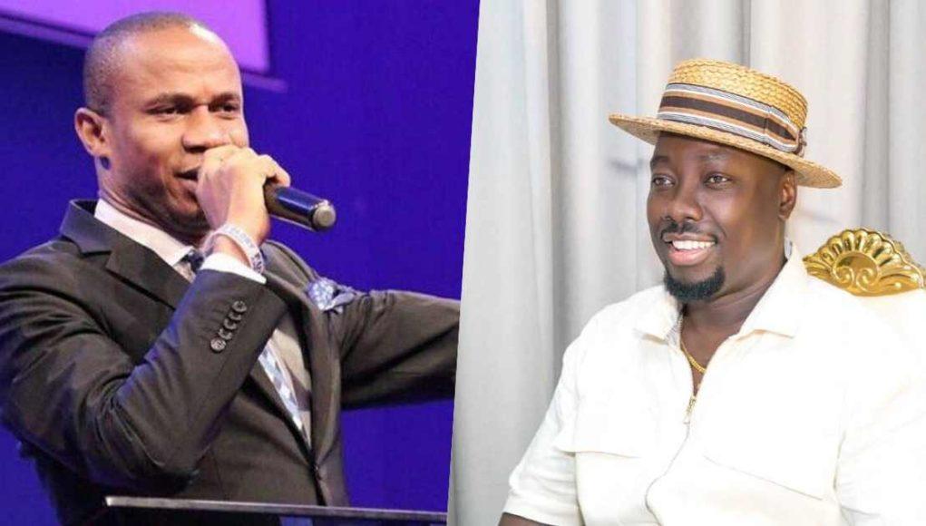 Pastor Ntia apologizes to Obi Cubana after lambasting him over elaborate burial