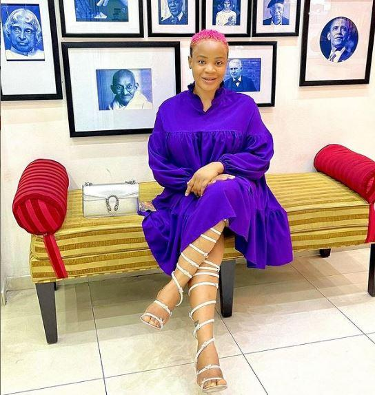 Uche Ogbodo yells at people in joyless marriages