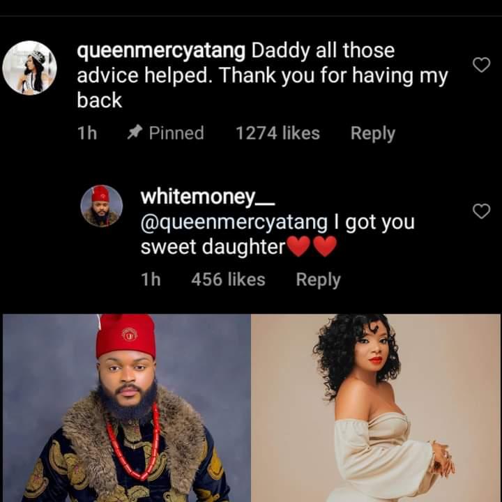 Queen Cross handlers gratitude