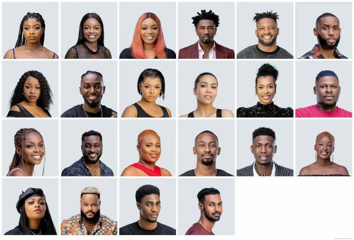 #BBNaija: Pere gets 9 eviction nominations, see how housemates voted