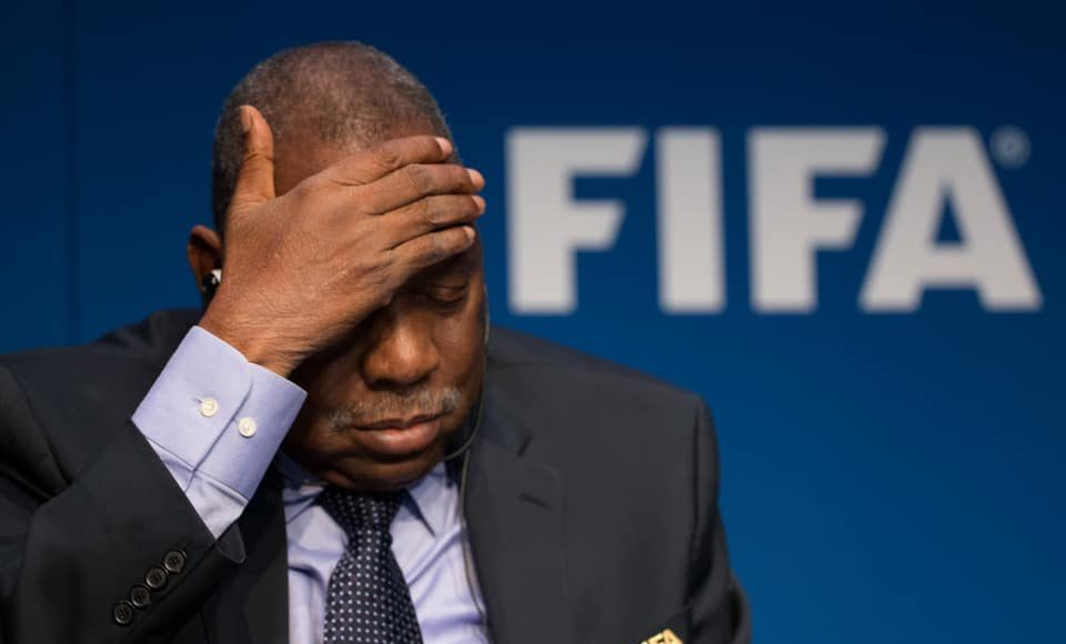 FIFA bans Former CAF president Hayatou for one year