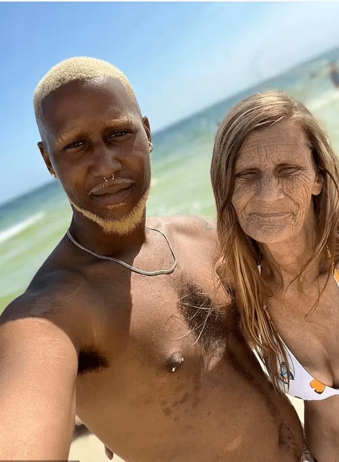 Cheryl McGregor and Quran McCain
