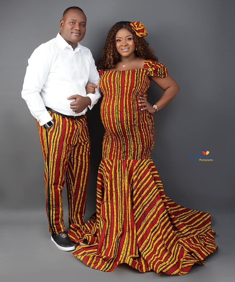 Couple rejoice as they welcome twins after 13 years of marriage