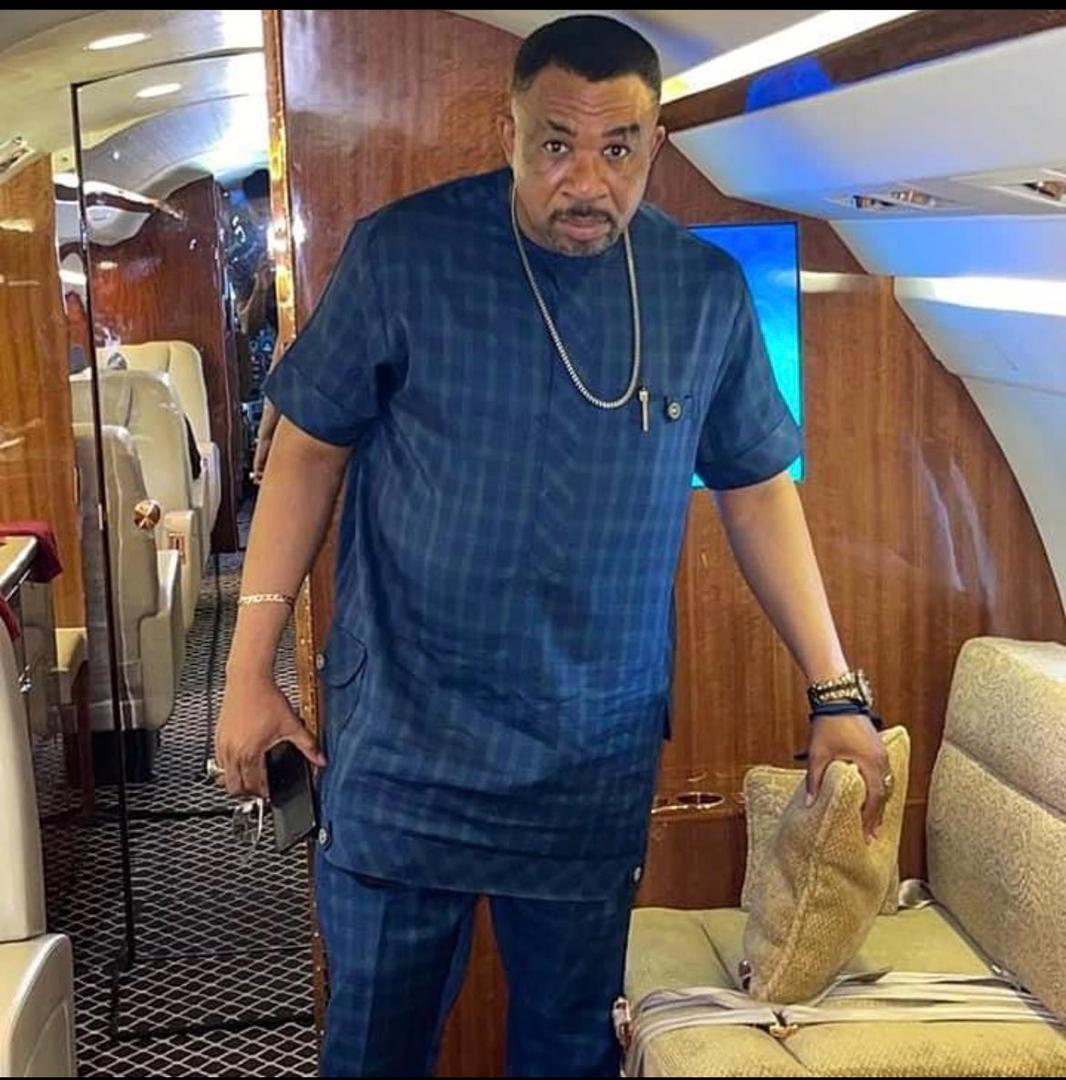 Pastor chika onuzo acquires new private jet to promote kingdom's work