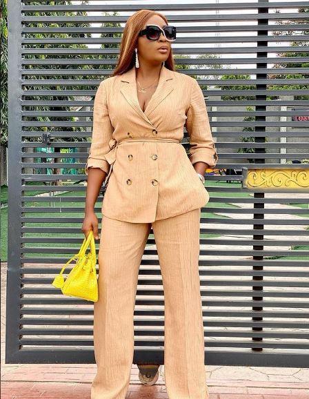 Blessing Okoro Angel housemate
