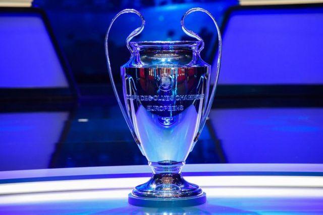 UEFA Champions League Draws 2021/22