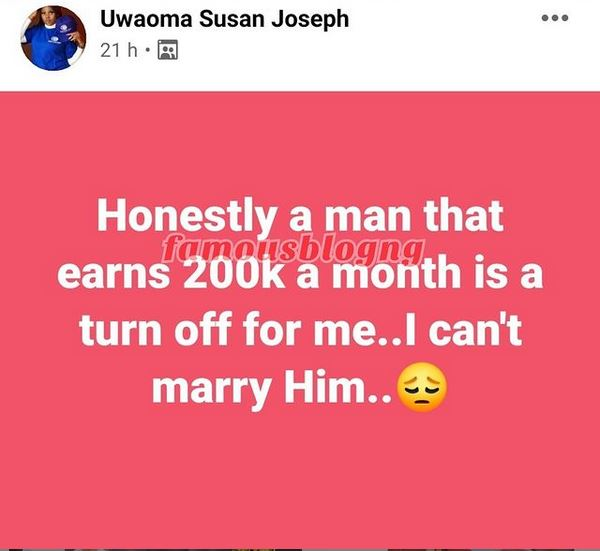 Facebook Lady 200k Monthly