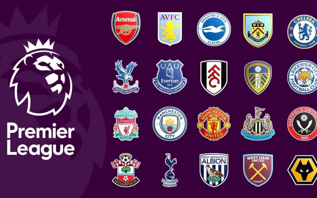 Premier League clubs