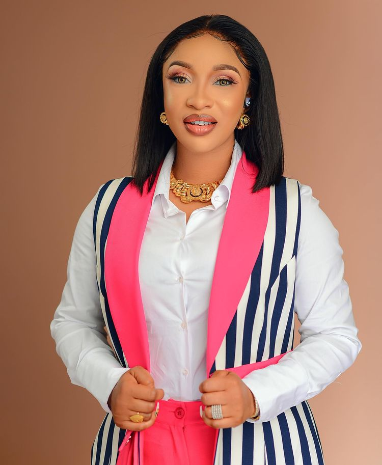 """""""I'm probably one of the most controversial people on earth"""" - Tonto Dikeh (Video)"""