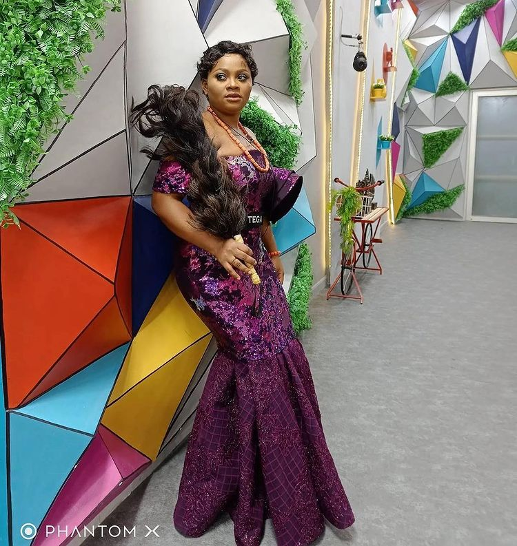 """#BBNaija: """"I had great time on the show, thank you all"""" - Tega sends her love to fans (Video)"""