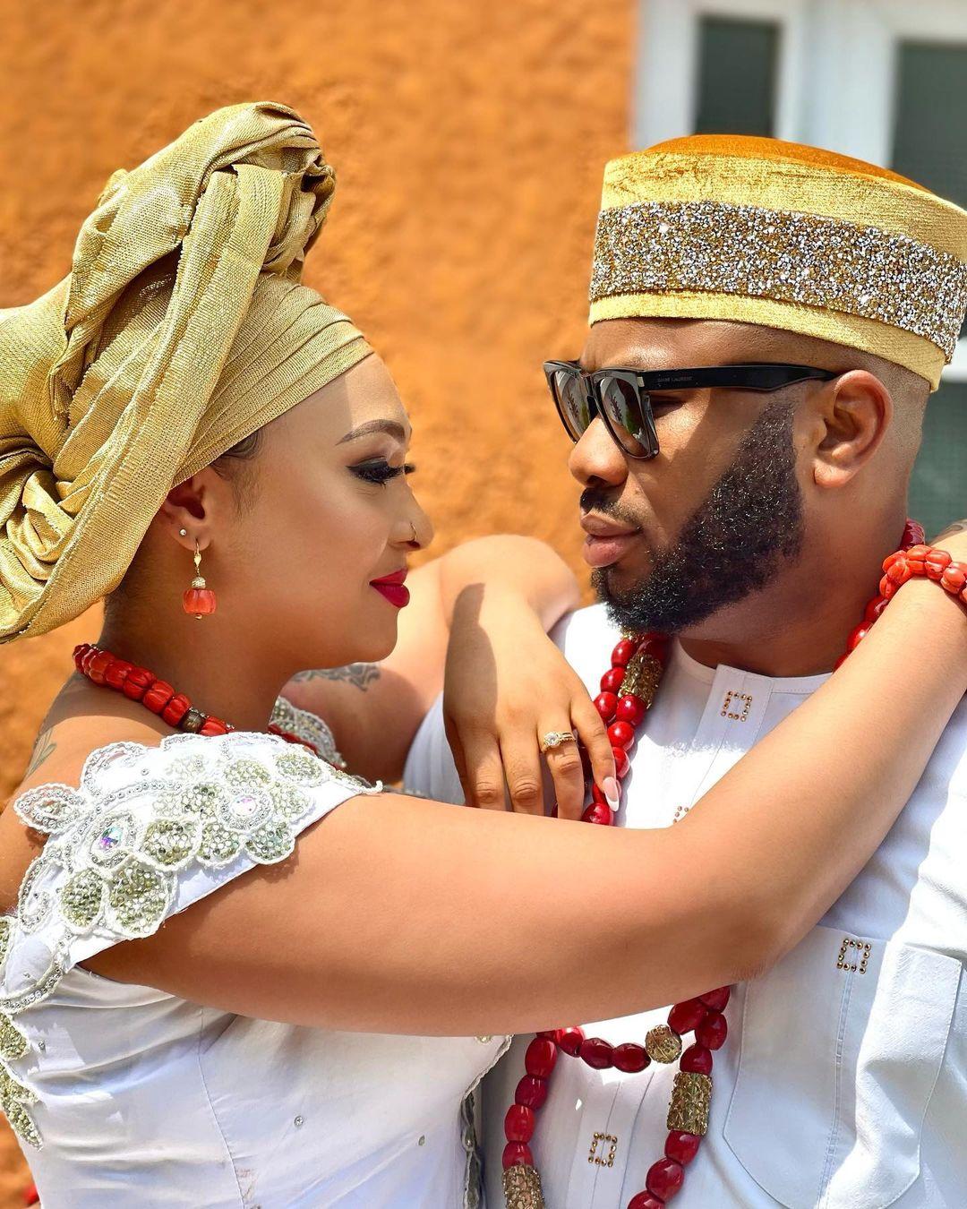Churchill Olakunle wife