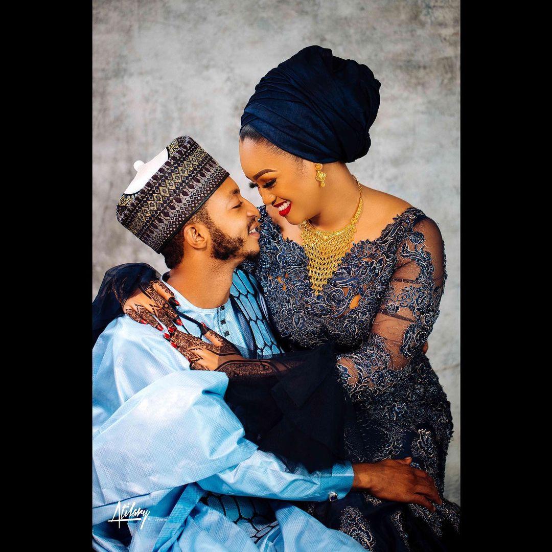 Abdulrahman Badaru weds fiancée Affiya