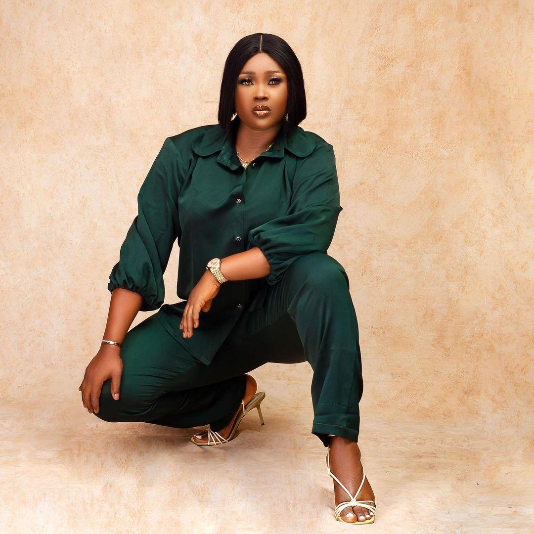 Nancy Iheme reveals dream man