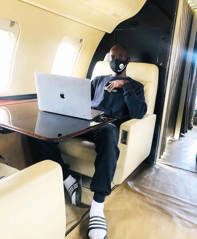 Davido mourns personal photographer, Fortune with heartfelt note