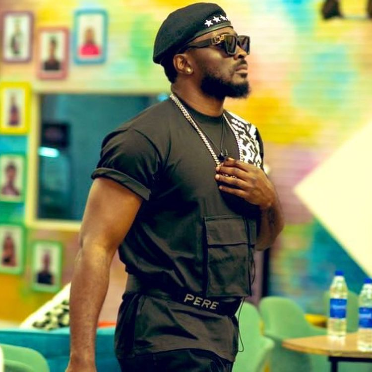 #BBNaija: Pere's fans organize protest, threaten to end show over rigged votes