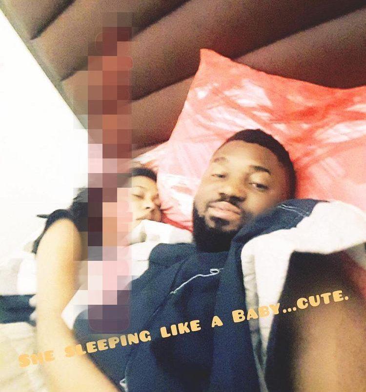 #BBNaija: Identity of Nini's boyfriend exposed