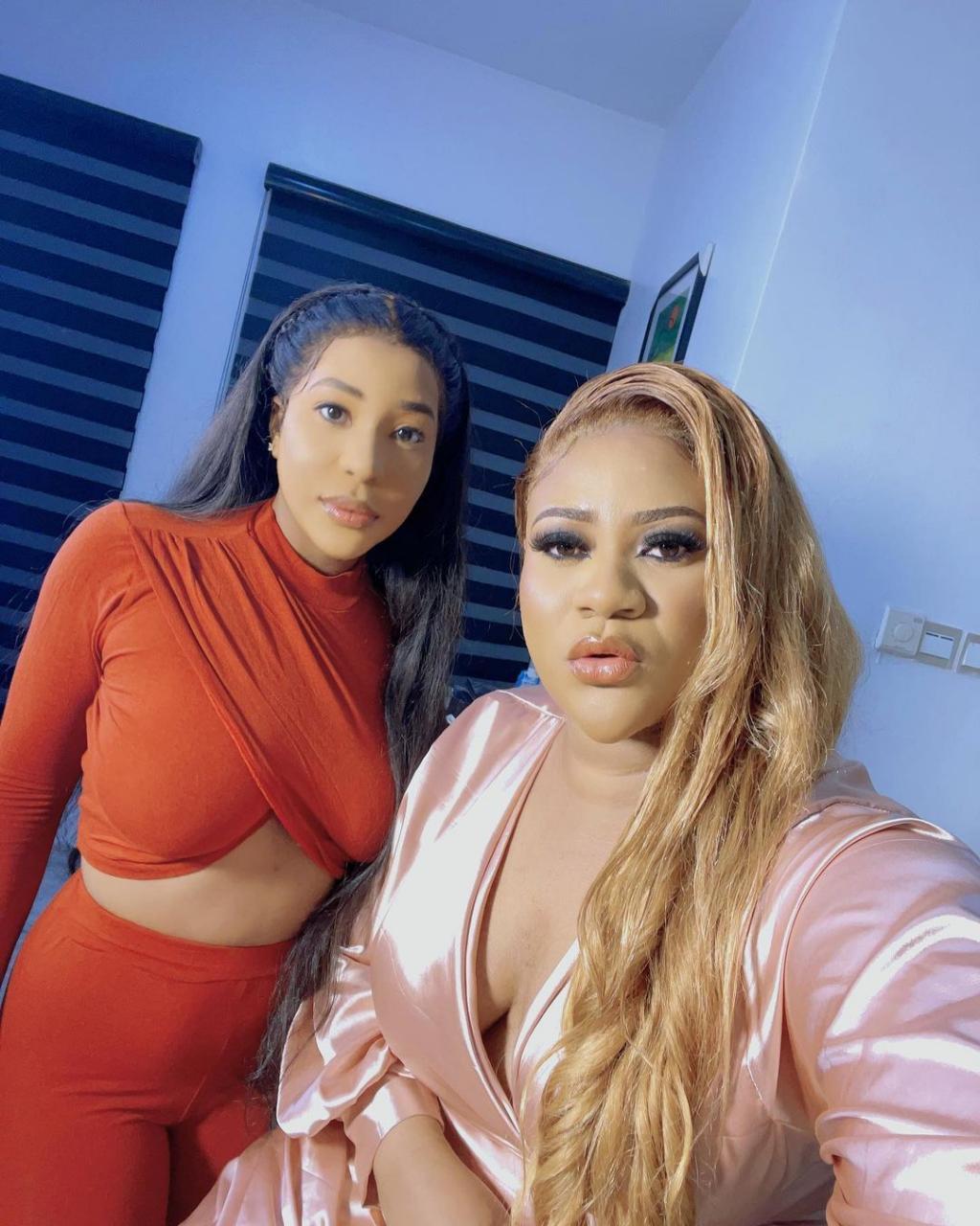 Nkechi Blessing Sister Mother