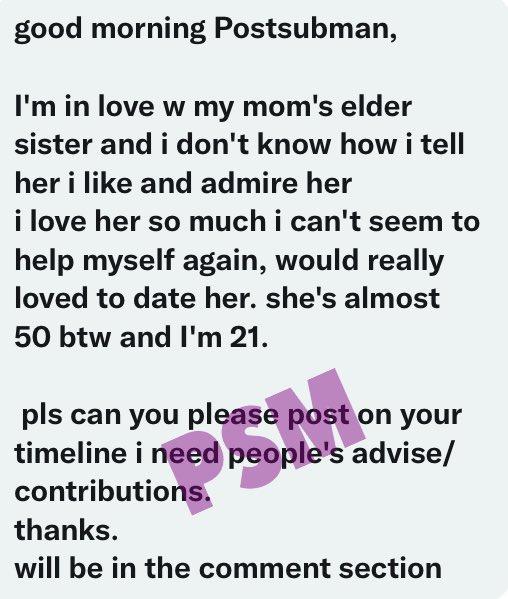 Love Mother Auntie Man