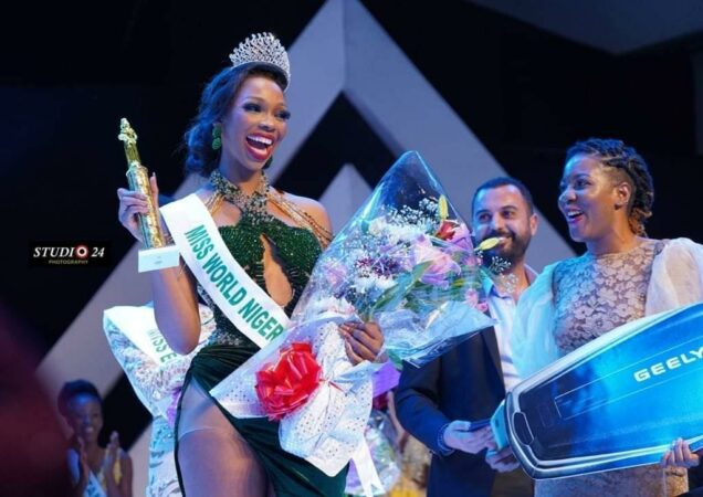 Oluchi Madubuike Nigeria Most Beautiful Girl