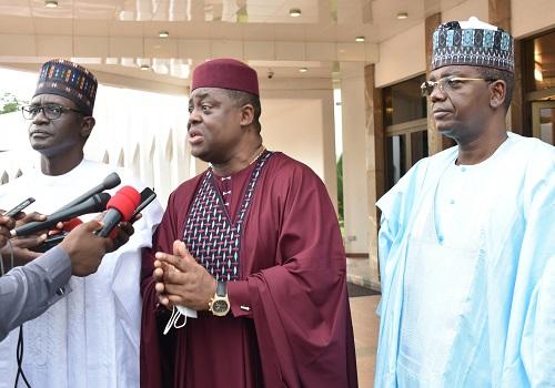 Femi Fani-Kayode abandons PDP for APC party