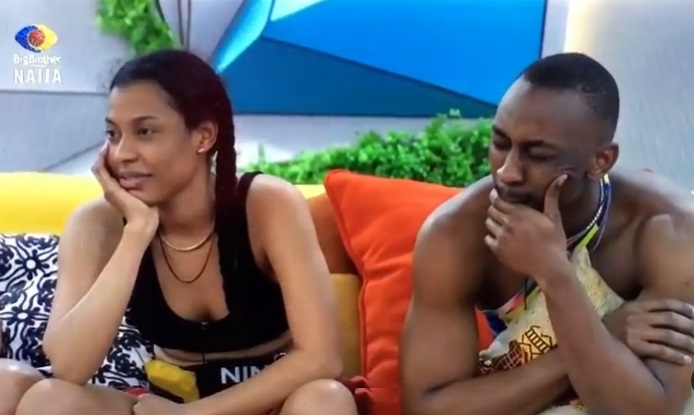 #BBNaija: Angel advises Pere on how to deal with Saga after 'betrayal him'