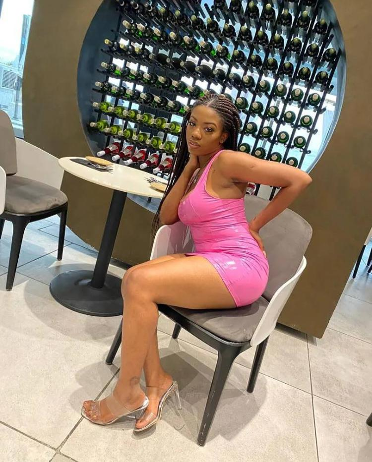 """#BBNaija: """"Angel has a stone heart, any man that catches feelings for her is finished"""" - Pere"""