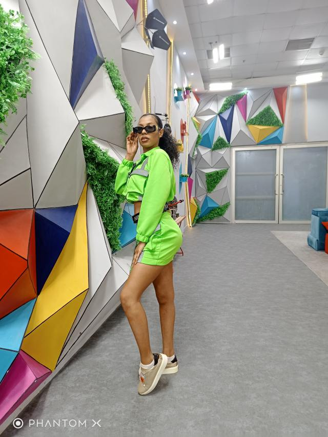 """#BBNaija: """"I can't imagine spending a week in the house without Nini"""" - Saga (Video)"""