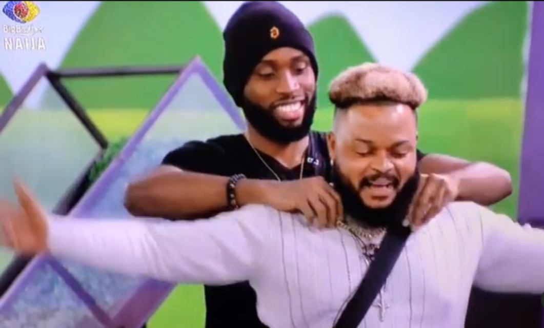 #BBNaija: WhiteMoney emerges HoH, appoints Queen as deputy (Video)