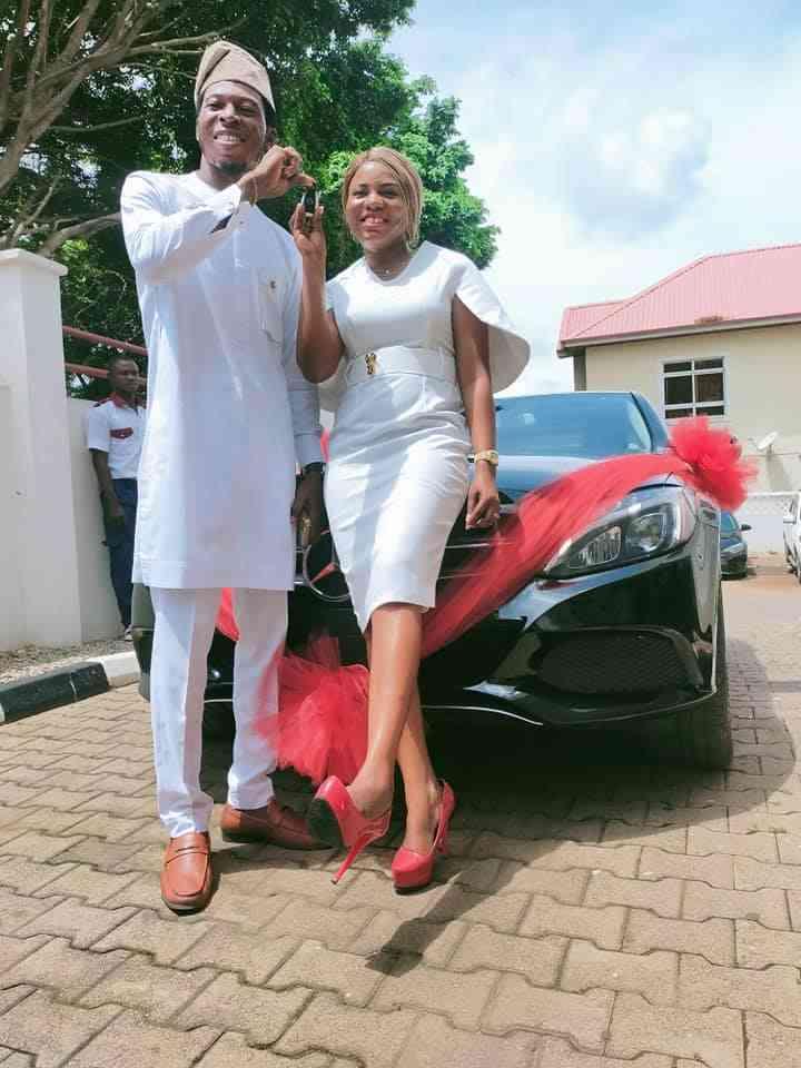 Lady Wedding Anniversary Mercedes-Benz