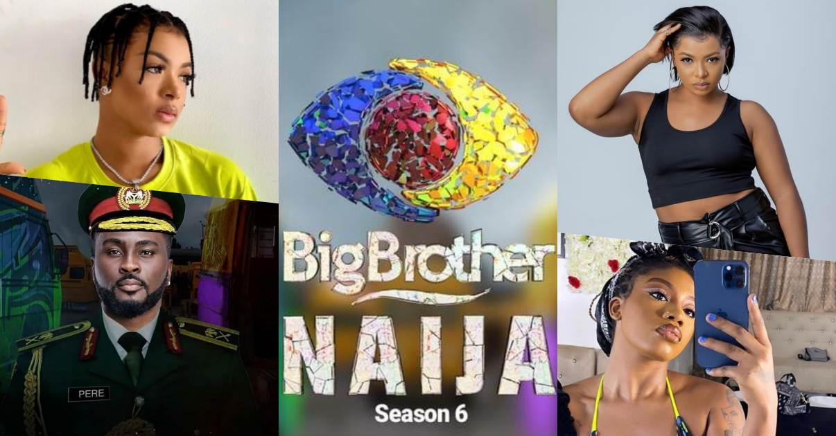 #BBNaija: Pere, WhiteMoney, Liquorose, others up for eviction, check out full list