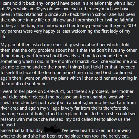 Fiancee Mother-in-law Marriage