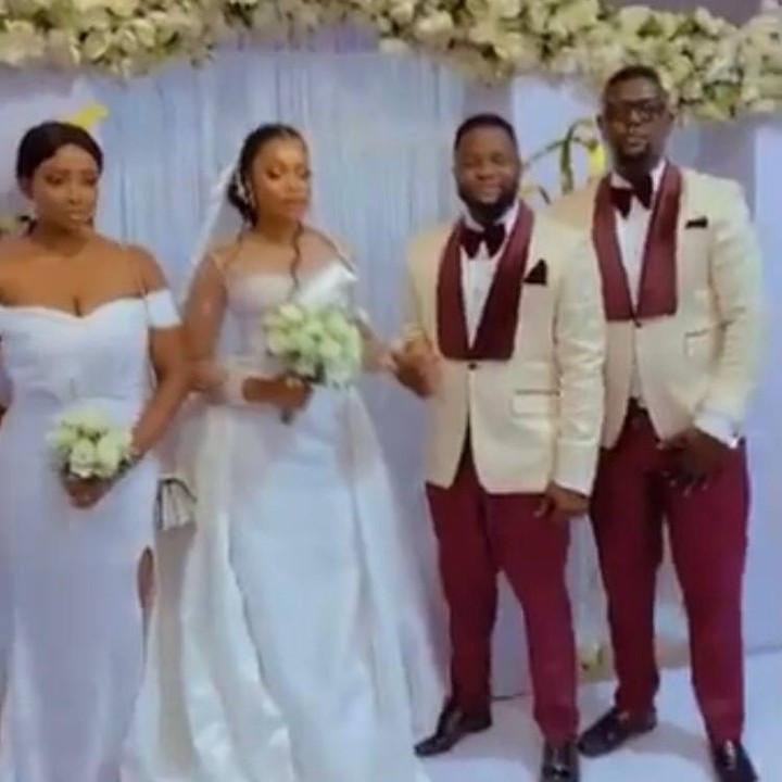 Skales Girlfriend Marry Weds