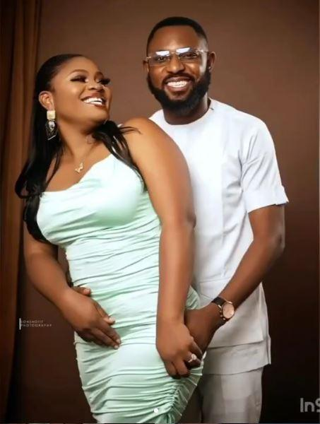 Blessing Okoro Tega Husband